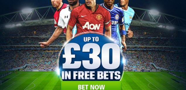 Receiving a pack of free bets? Wow, what a bonus!