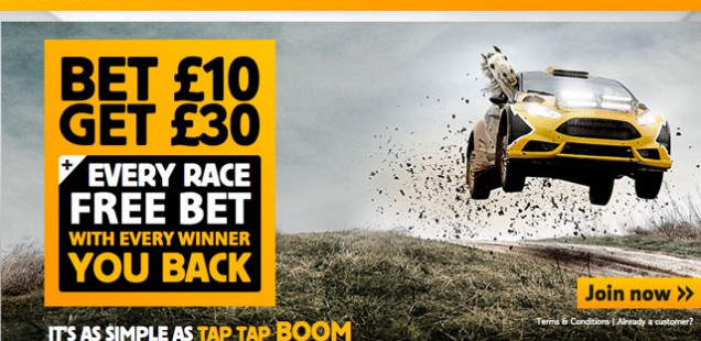 Betfair site
